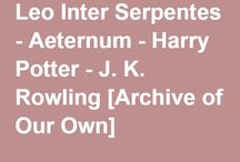 Harry Potter Fic Recs