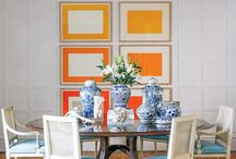 Blue and Orange Spaces- Magnificent Energy!