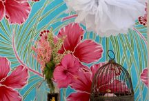 Ideas de decoración para mesa de dulces / Inspiración para mesas dulces, candy bar y mesas de fiesta.