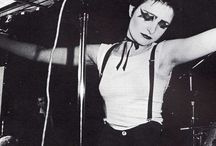 Siouxsie Sue & The Banshees/The Creatures etc