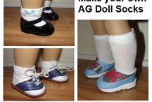 Doll Crafting/Dolls/Making Doll Clothing / by Linda Fields