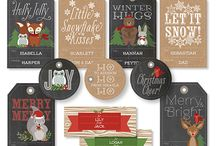 gift tags&cards