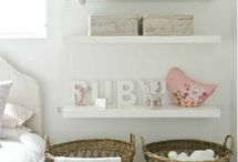 kids room  .... nursery  / by John John Afvoet