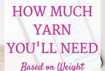 Calculate yarn