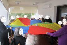 paraquedas psicomotricidade