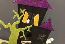 Halloween Workshops at Yucandu / Yucandu Art Studio offers Halloween Workshops for Grades 1st-5th.