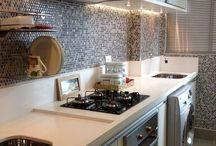Cozinha e lavanderia integrada?