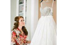 La sposa: i preparativi!