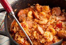 good ole southern cajun cooking