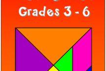 6th grade math / by Jenn Donovan