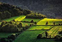 Beauty of Polish landscape