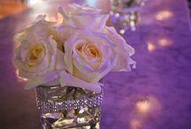 crystal wedding ideas