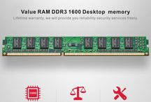 "Genuine Original Kingston KVR Desktop RAM Motherboard Memory / Genuine Original Kingston KVR Desktop RAM Motherboard Memory Coupon code ""ALC2839"" for 4GB, only 24.99$ Coupon code ""ALC28398"" for 8GB, only 50.99$ Get one now>> https://www.cafago.com/en/flash-drives-storage-2639/p-c2839-8.html?aid=Lss568"