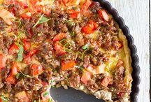 Food - Savoury Tarts/Pies