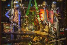 Bergdorf Goodman Mens New York Holiday Windows 2015 / #Bergdorf #Goodman #Mens #NewYork #HolidayWindows2015 #ChristmasWindows #HolidayWindows