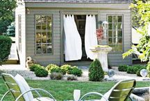 Garden Rooms & Chic Sheds