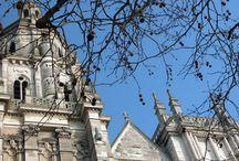 Cathédrale d'Evreux / La cathédrale d'Evreux, son architecture mais aussi ce qui s'y vit et s'y célèbre