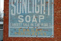 GHOST SIGN INSPIRATION