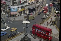 Piccadilly Circus, London 1960