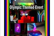 Themed event decor