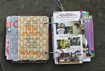 Scrapbooking / by Peggy Griffin