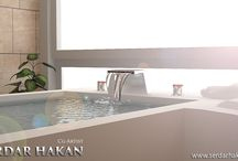 Pool / 3Ds Max 2014  Vray 2.0.