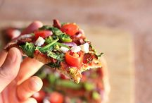Yeast free pizza