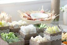 Mesas saladas