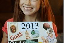 have, goal setting vision boards