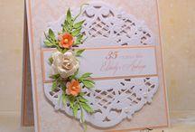 Rocznica ślubu/Wedding anniversary / rocznica ślubu, weeding anniversary, card, kartka