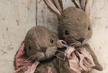 Bunnies & hares