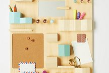Crafting rooms & Studio Spaces / Inspirational spaces in which to craft, sew and make merry!