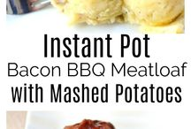 Instant Pot Recipes / Our favorite Instant Pot Recipes PLUS tips, tricks, and ideas