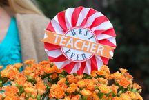 Teacher Appreciation / by Marie {Blooming Homestead}