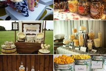 Party ideas / by Jessi Scosta