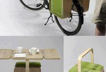 cool bicycle storage