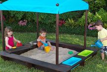 Outdoor Play Area Ideas