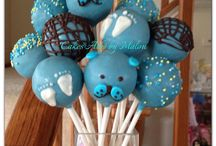 My Cake Pops / Baby Shower Cake Pops