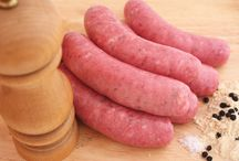Our Favourite Sausages / With almost 60 years in the trade we have hundreds of sausage varieties. This is a collection of some of our favourites.