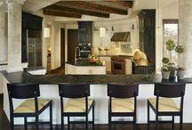 Efficient Kitchens / Kitchen Ideas, creating an efficient kitchen, beautiful kitchens, updated kitchens,
