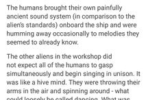 Tumblr Posts - Humans and Aliens / just posts about humans being weird and aliens being confused