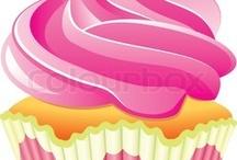 Cupcake Art / by Becky Dibrell