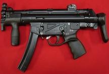 MP5 A3 Rifle