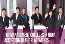 Management colleges in India