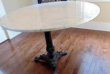μάρμαρο τραπέζια