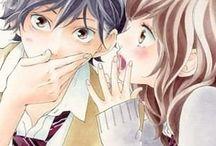 Shoujo (Casais Anime)