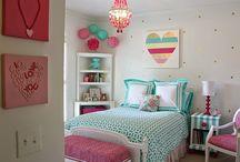 decoracion habitación niña