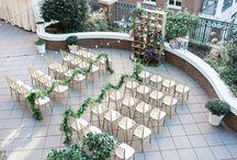 Rooftop Wedding & Reception