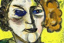 Kuvis - Chagall