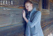 SKAŁA / To jest moja pierwsza autorska kolekcja. This is my first collection. Enjoy! www.milenabienkowska.pl/skala